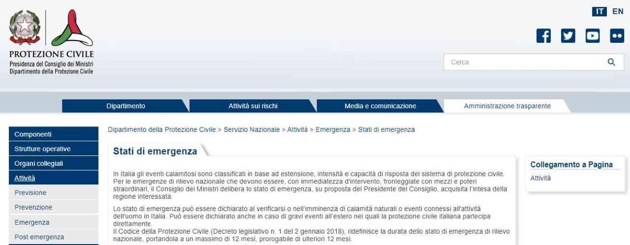 Coronavirus, stato di emergenza prorogato fino al 31 gennaio 2021