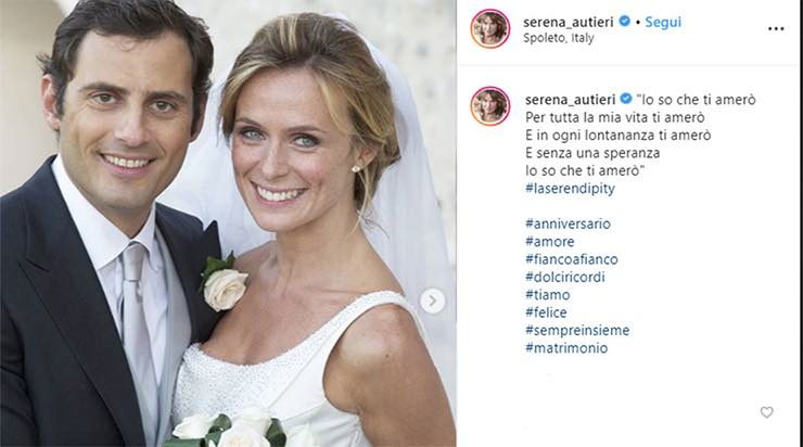 Serena Autieri: