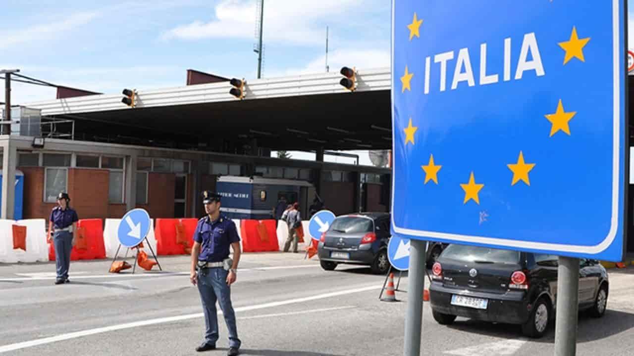 slovenia chiude confini con italia