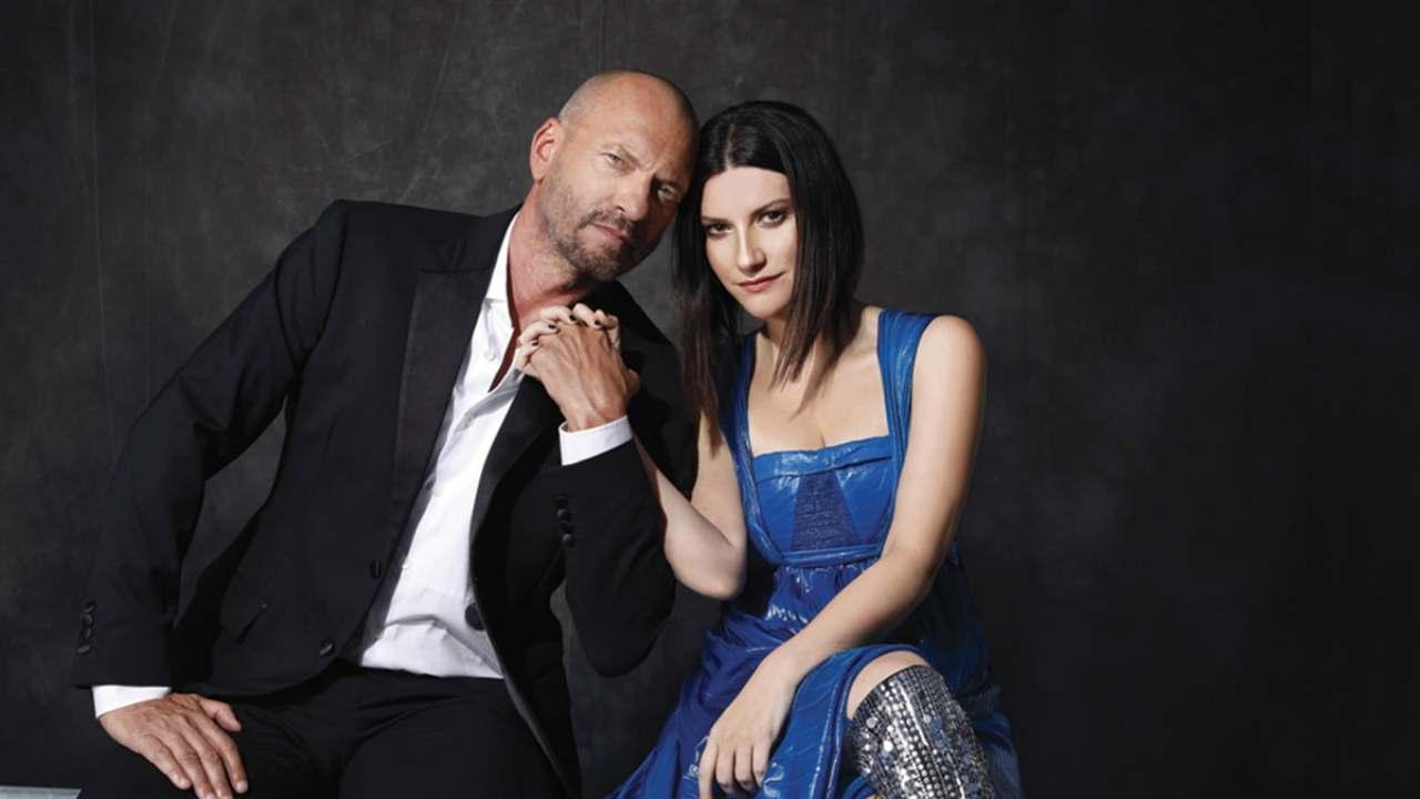 Biagio Antonacci e Laura Pausini - Meteoweek