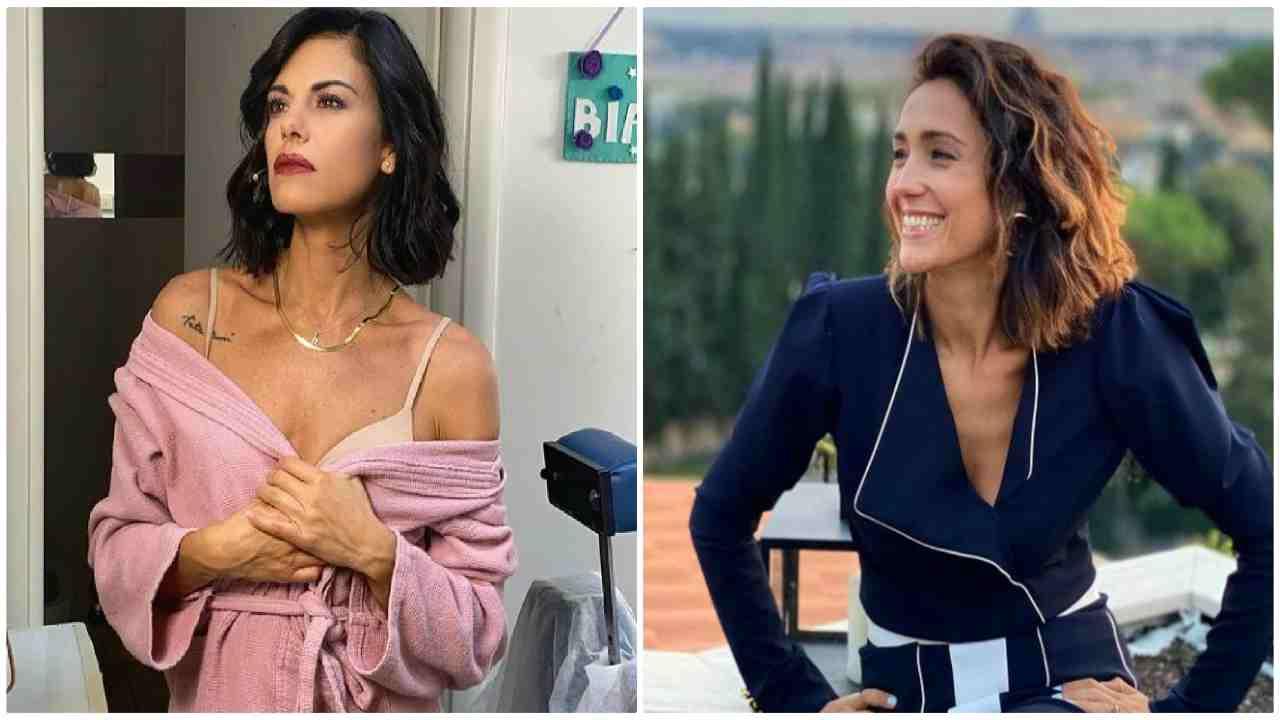 Bianca Guaccero e Caterina Balivo - Meteoweek