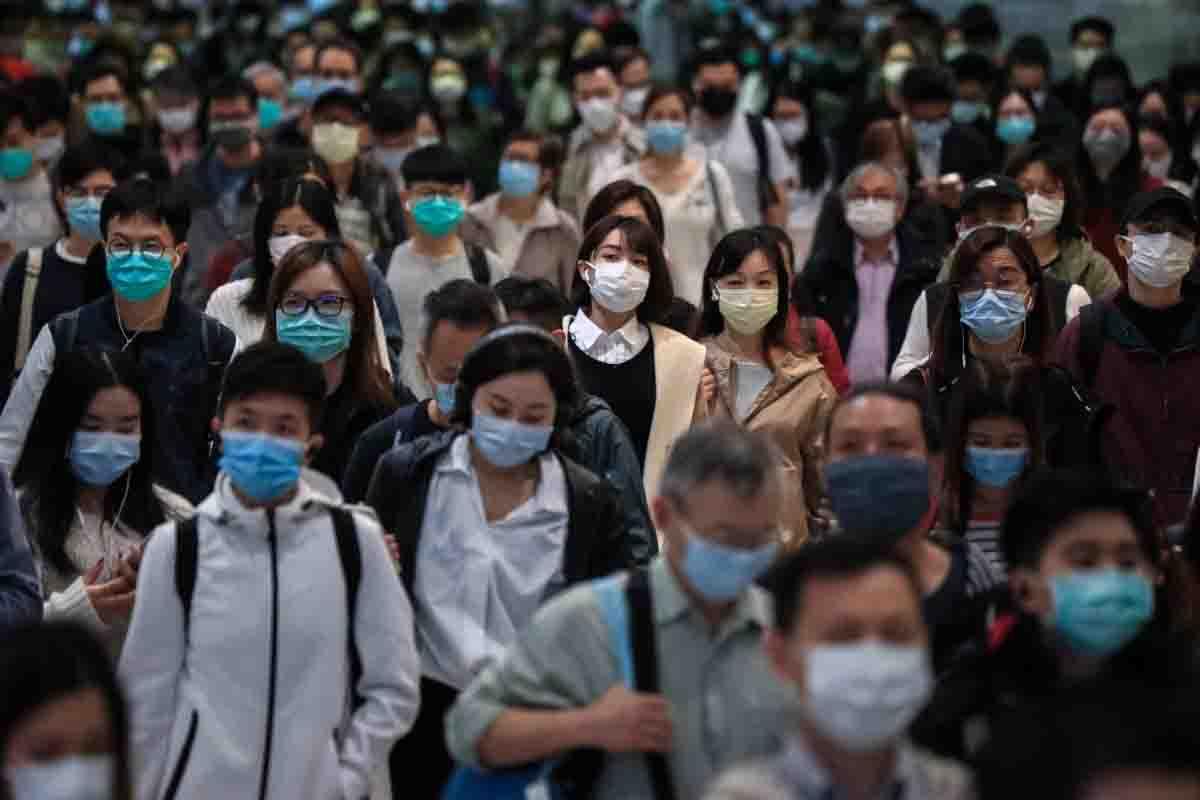 peggiora il virus a Hong Kong