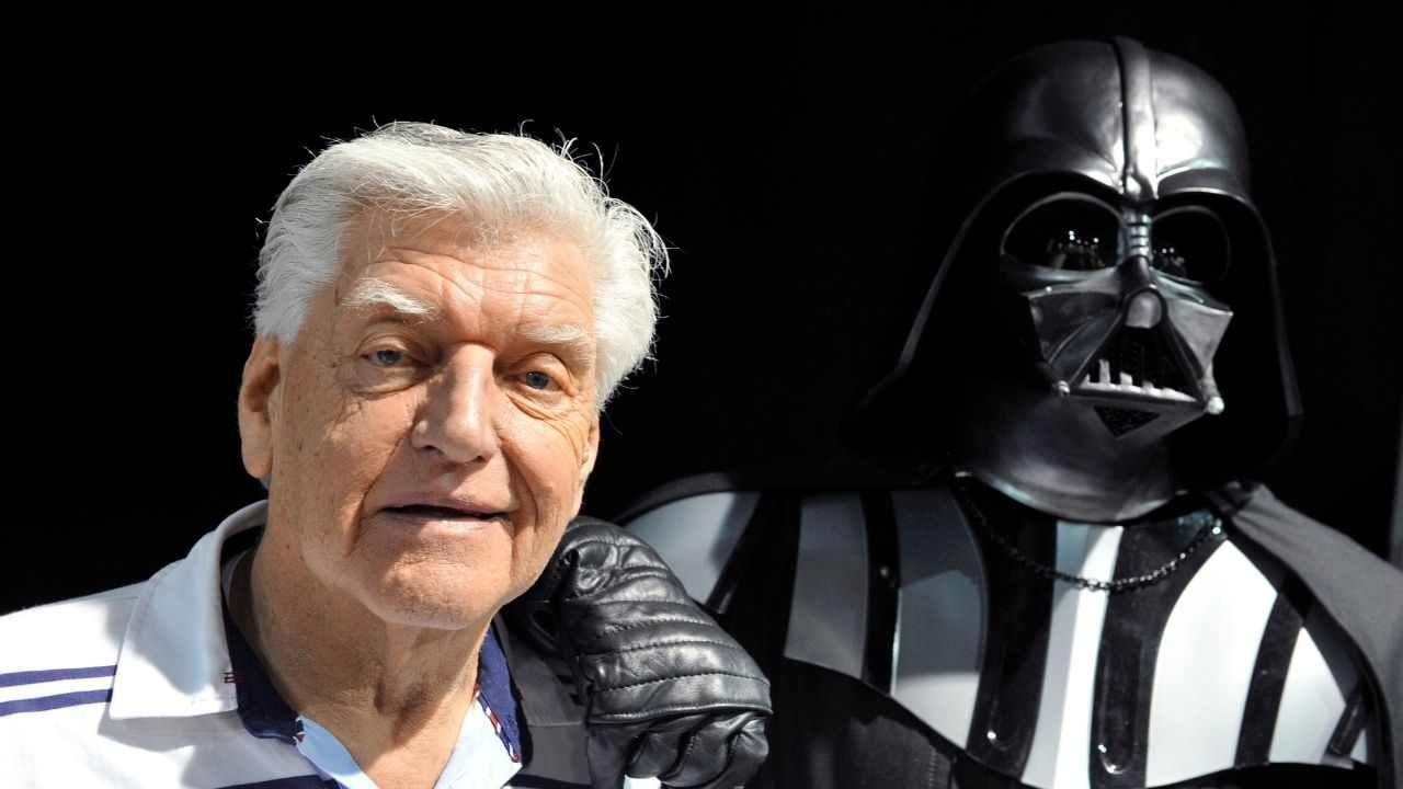 È morto l'attore che interpretò Darth Vader
