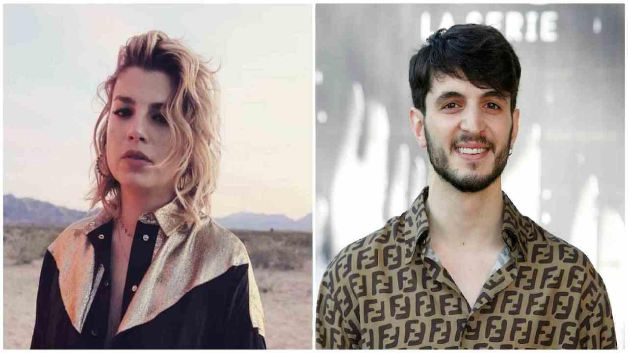Emma Marrone e Giacomo Ferrara di Suburra - meteoweek