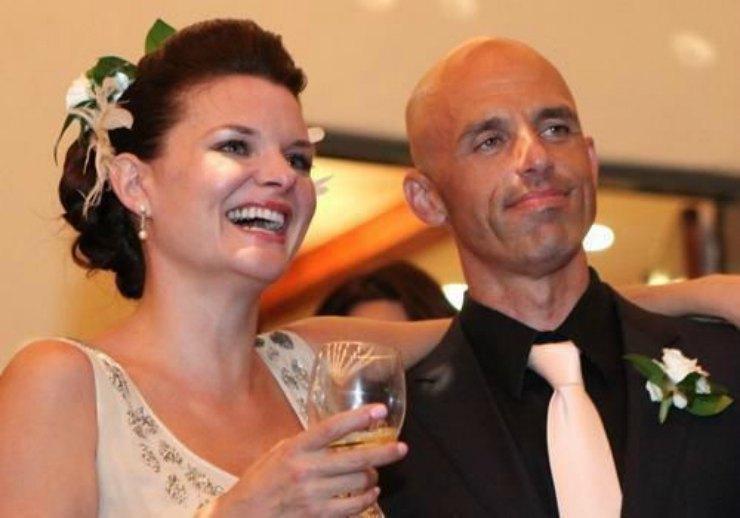Heather e il marito - meteoweek