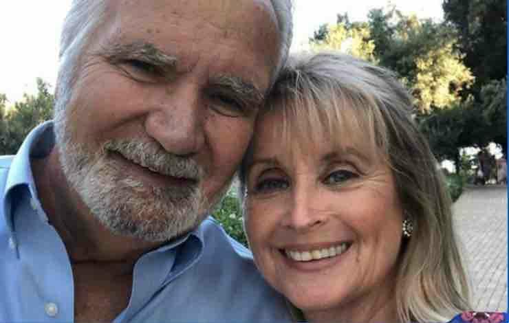 John e la moglie Laurette - Meteoweek