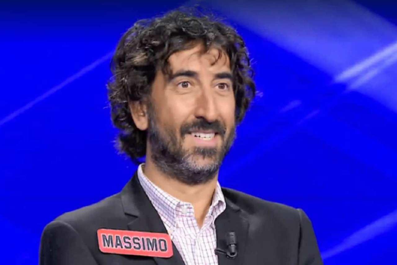 L'Eredità e il vincitore Massimo Cannoletta - meteoweek