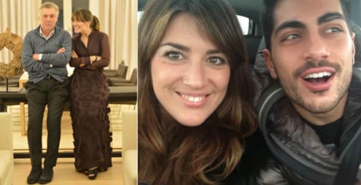 La figlia di Ancelotti con Beniamino Fulco - meteoweek