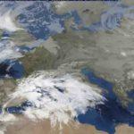 Previsioni Meteo oggi domenica 29 novembre | rovesci a carattere TEMPORALESCO