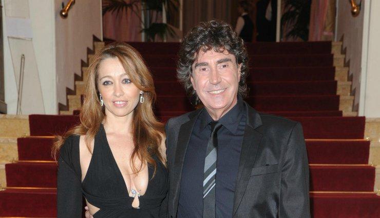 Stefano e la moglie Tiziana - Meteoweek