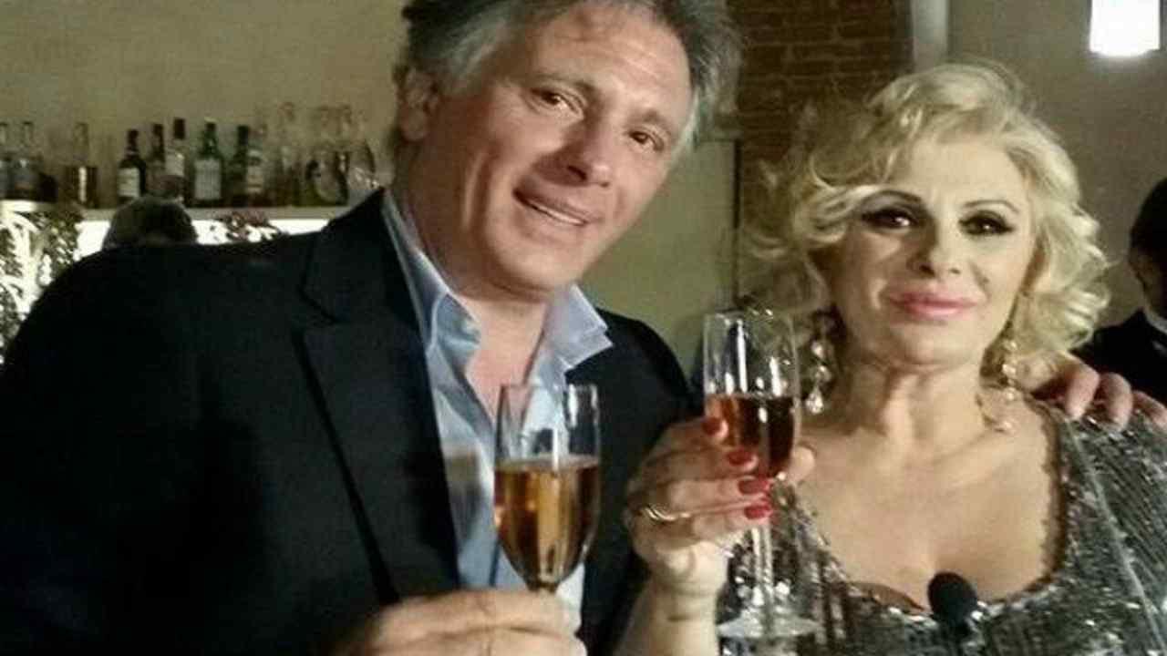 Tina Cipollari e Giorgio Manetti - Meteoweek