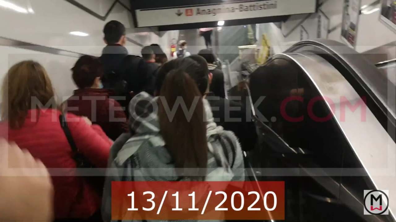 metro roma - meteoweek.com