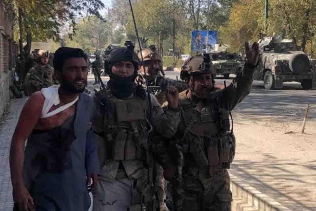 Isis rivendica attentato università Kabul