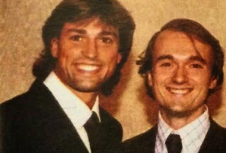 Alfonso Signorini e Stefano Bettarini