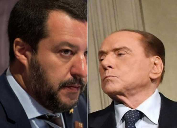 La norma anti scalata spinge Mediaset, ma Salvini si scontra con Berlusconi - www.meteoweek.com