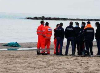 cadavere San Benedetto del Tronto - meteoweek.com