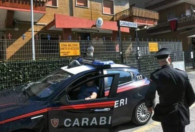 carabinieri di ladispoli