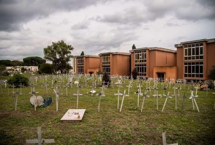 cimitero dei feti roma - meteoweek-