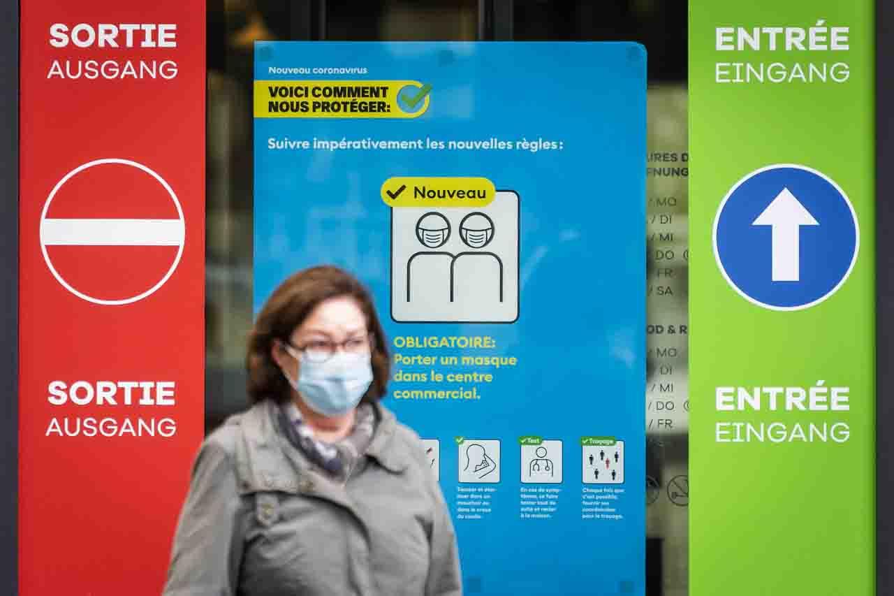 Svizzera covid terapia intensiva