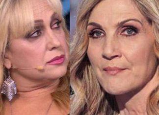 Alessandra Celentano e Lorella Cuccarini Amici