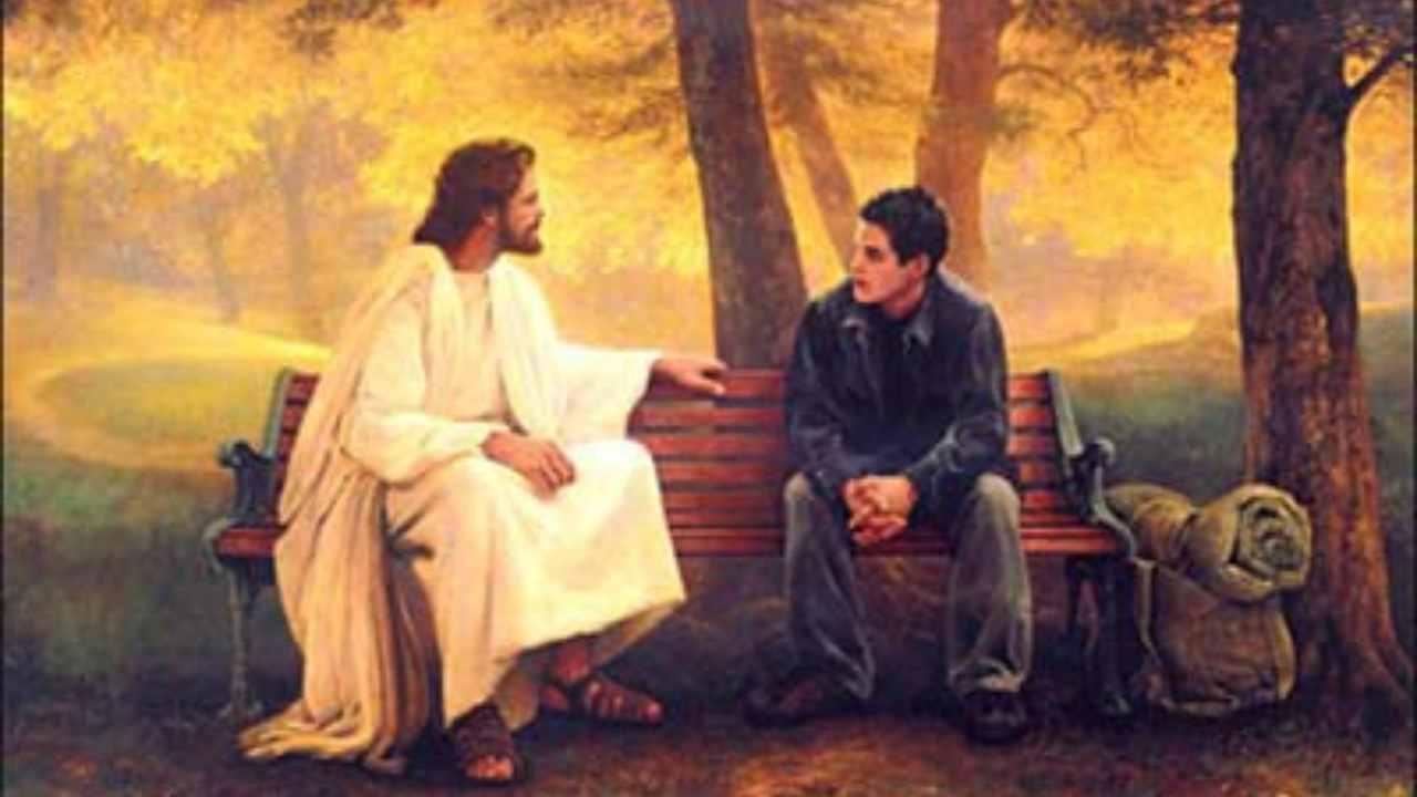 lo sguardo di Gesù su di noi
