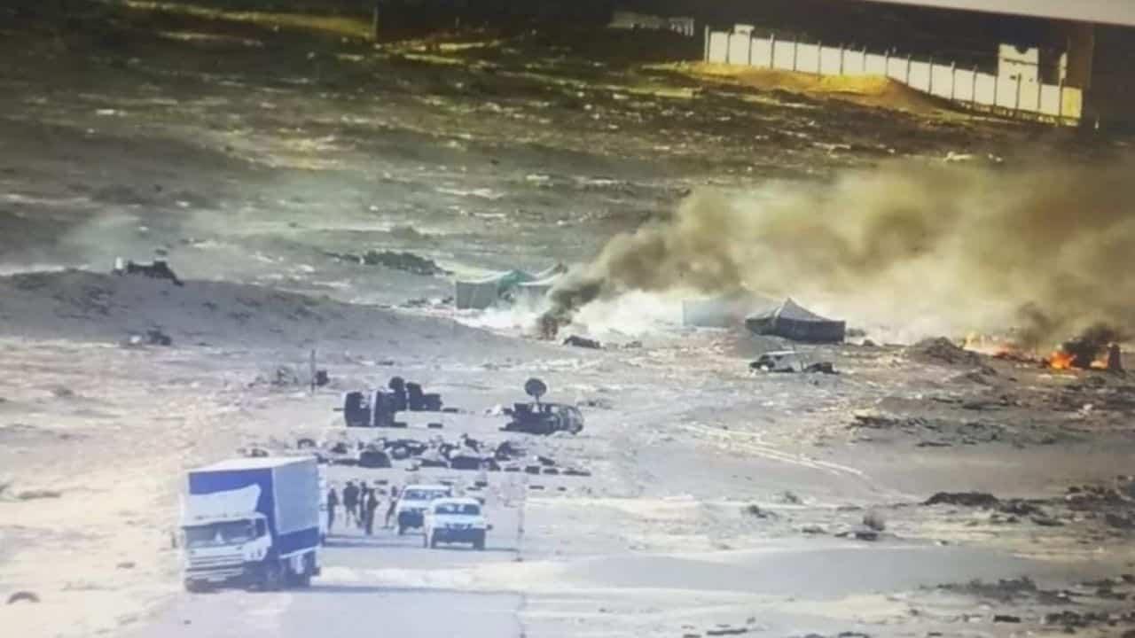 esercito del Marocco neutralizza l'attacco del Fronte Polisario - è guerra
