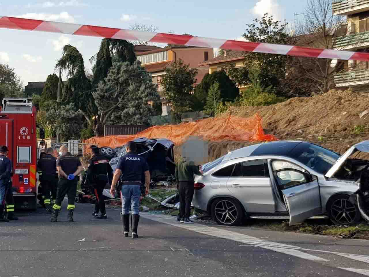 incidente Ferentino