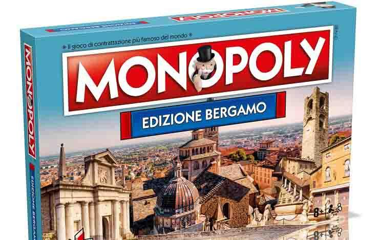 Monopoly Bergamo assembramenti