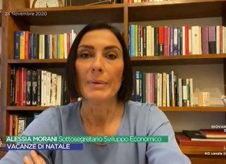 """Coronavirus, Morani: """"No ai cenoni, sì allo shopping natalizio"""" [VIDEO] - www.meteoweek.com"""