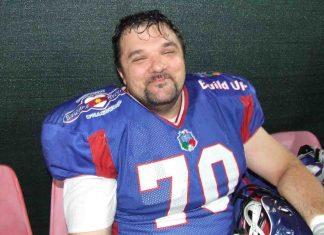 morto Ciro Franzoso, campione di football americano