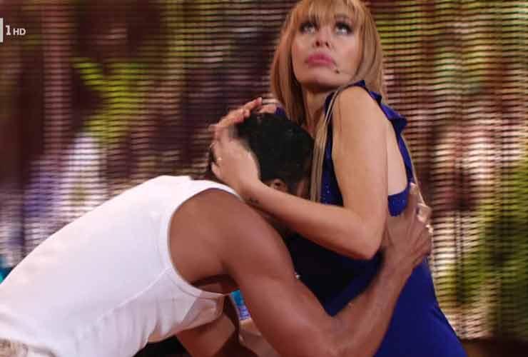 Alessandra Mussolini a Ballando con le stelle