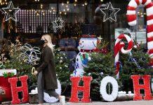 Natale covid Gran Bretagna