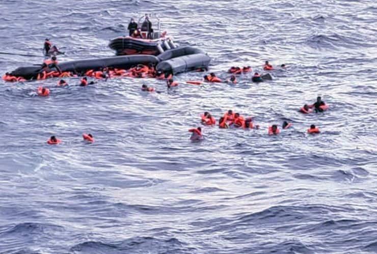 naufragio migranti - meteoweek.com