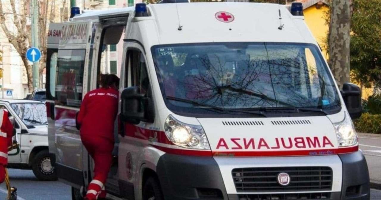 negazionisti ambulanza