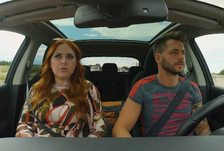 Nicole e Andrea Matrimonio a Prima Vista Italia
