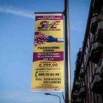 """Agenzia di pompe funebri fa la """"promozione Covid"""", i cartelloni sparsi per la città"""