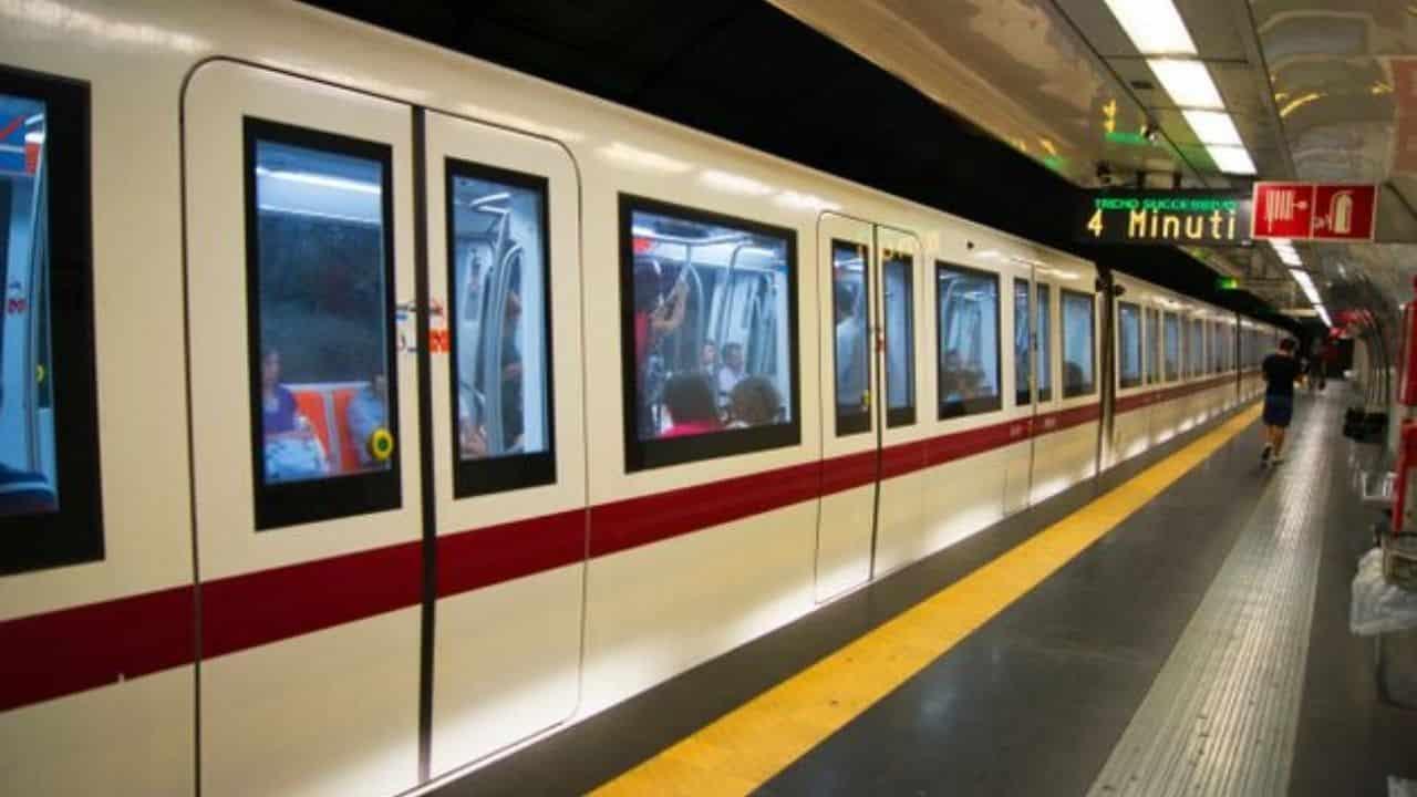 roma metro a - meteoweek.com