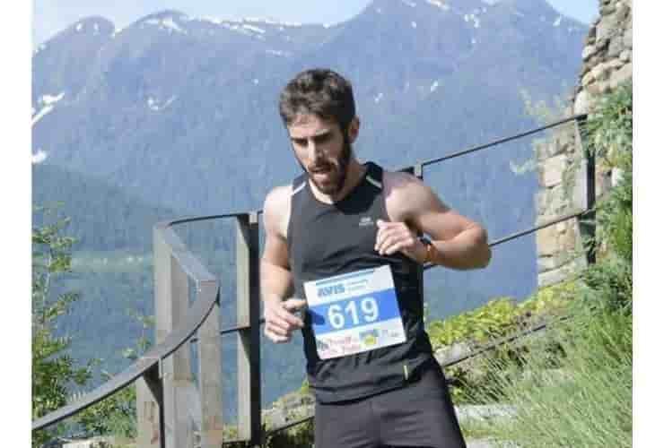 runner Simone Massetti