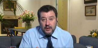 """Coronavirus, Salvini contro De Luca: """"È un piccolo uomo"""" [VIDEO] - www.meteoweek.com"""