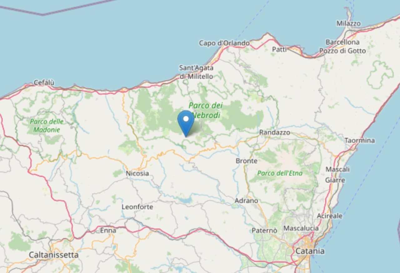 scossa terremoto sicilia meteoweek
