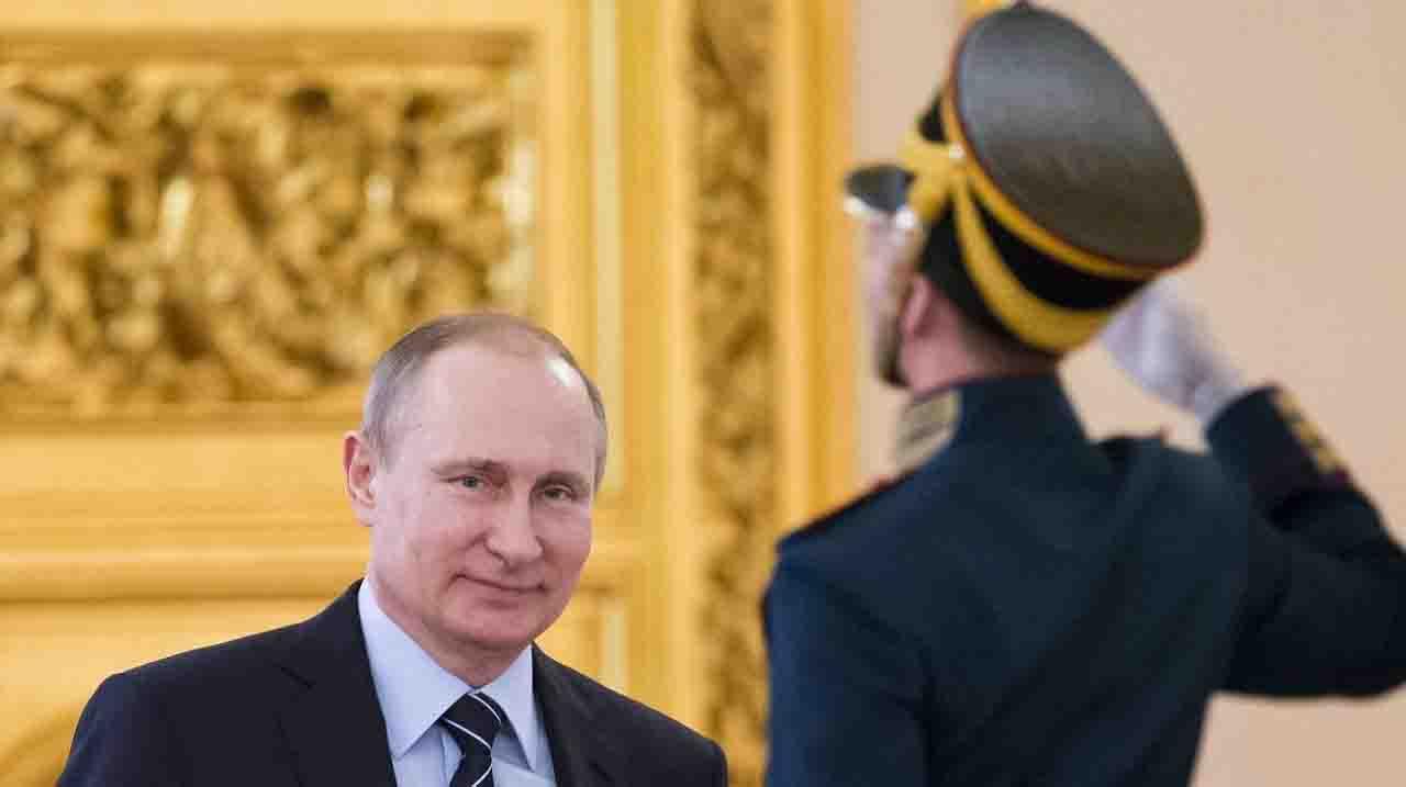 suicida guardia Putin