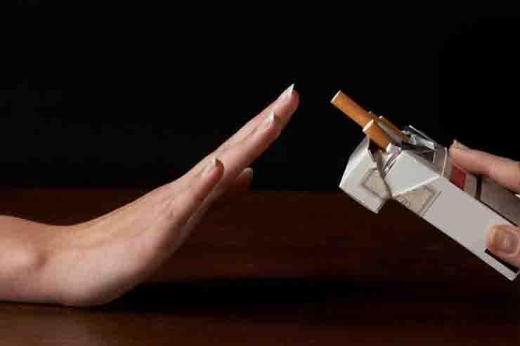 Smettere di fumare prima della gravidanza