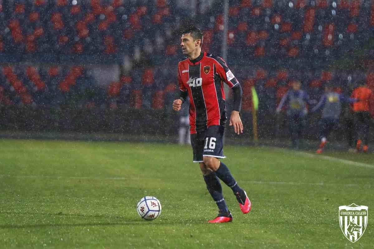 Daniele Sciaudone in campo