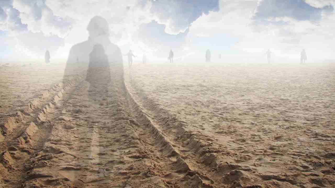 Deserto dell'anima