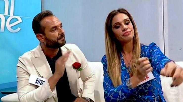 Enzo Capo e Pamela Barretta - meteoweek