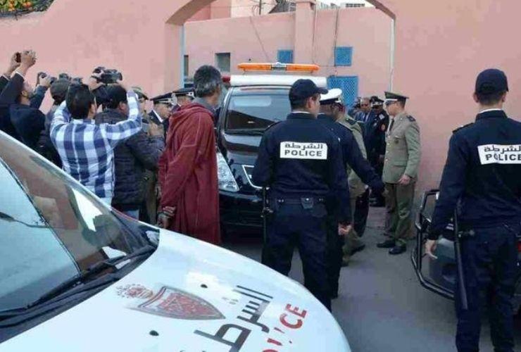 Francesco Canevaro in carcere in Marocco - meteoweek
