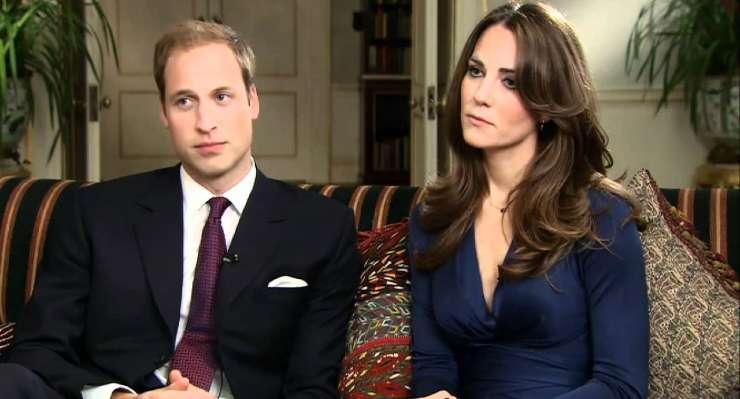 Gli auguri sui social di Kate e William - meteoweek