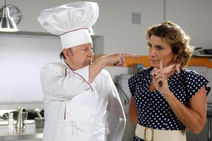 Gualtiero Saporito e sua moglie - meteoweek