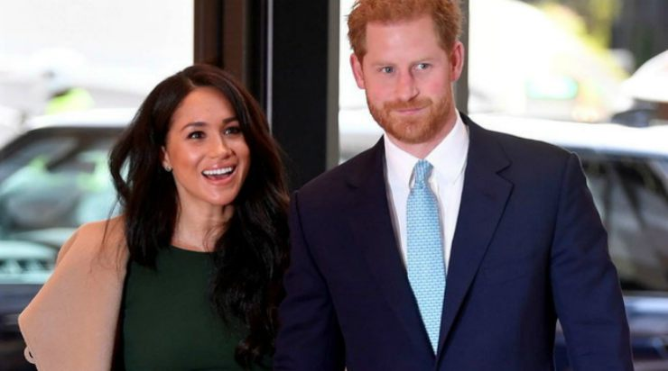Il Principe e Lady Markle - meteoweek