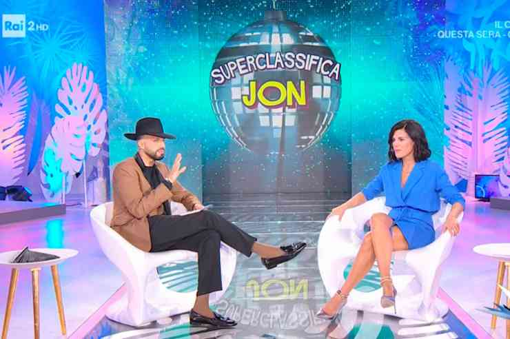 Jonathan e Bianca a Detto Fatto - meteoweek